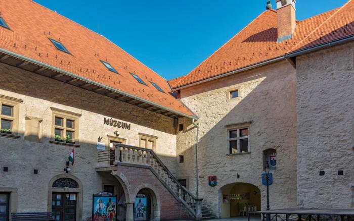 Замок Ракоци