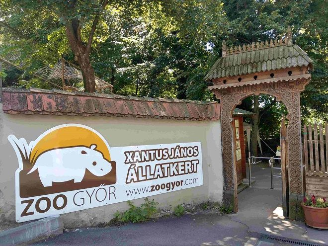 Зоопарк Дьера