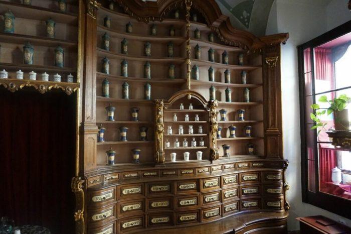 Аптека-музей «Черный орел»