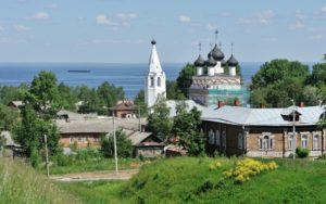 Белозерск (Вологодская область) достопримечательности