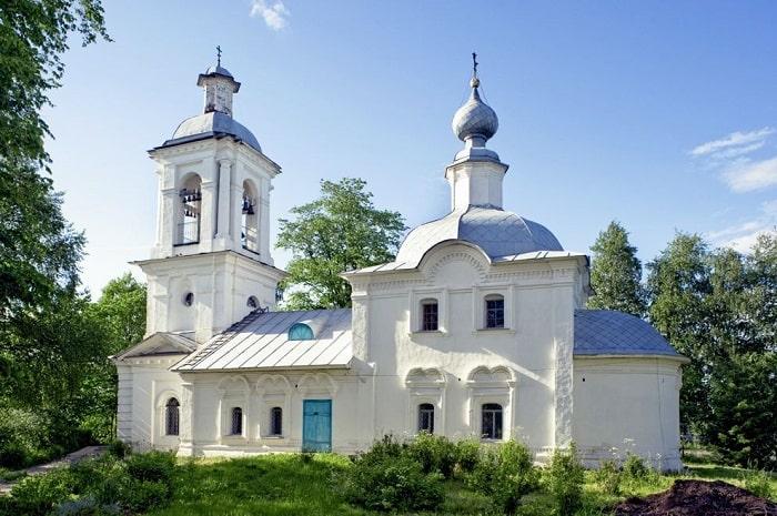 Церковь Богоявления Господня