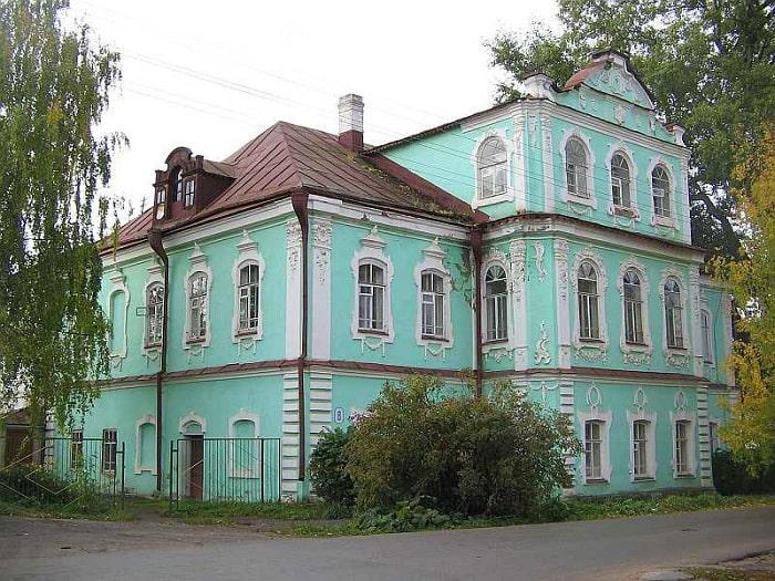 Дом купца Шилова