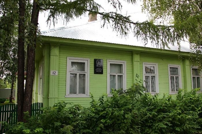 Дом-музей Орлова