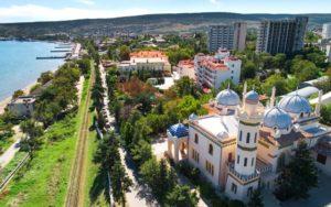 Феодосия: достопримечательности, интересные места