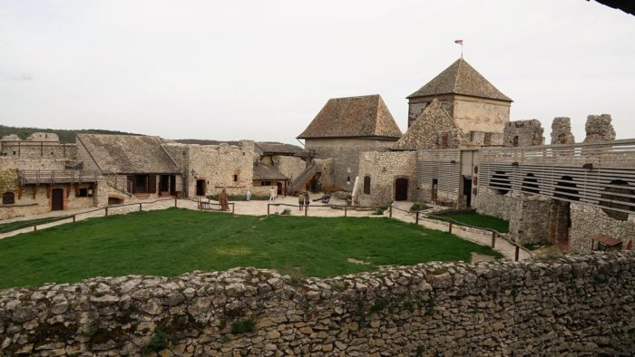 Крепость Шумег
