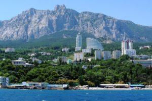 Мисхор (Крым): достопримечательности