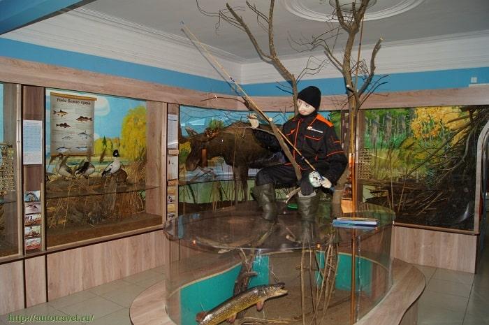 Музей Белого озера