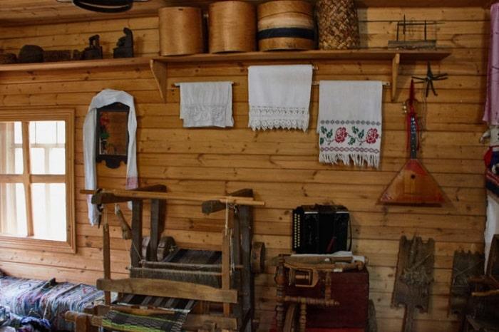 Музей Русская изба