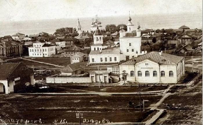 Старый Белозерск