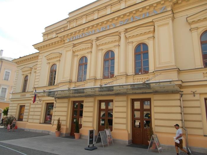 Театр Верешмарти