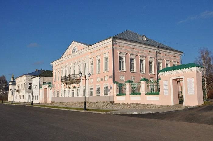 Великоустюжский музей-заповедник