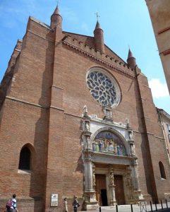 Церковь Богоматери Дальбад