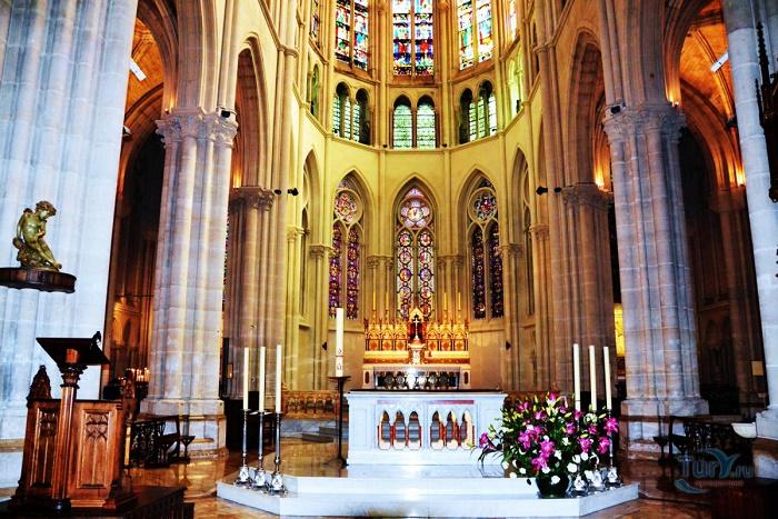 Церковь святого Винсента-де-Поля