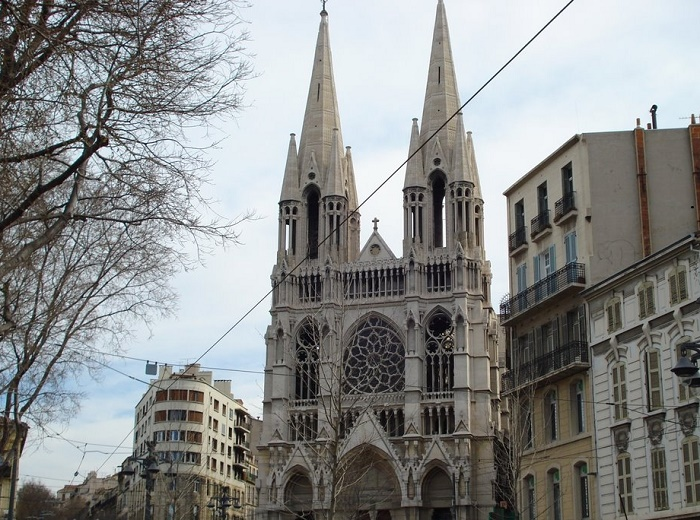 Церковь св. Винсента-де-Поля