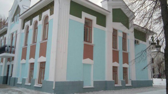 Дом купца Шемякина