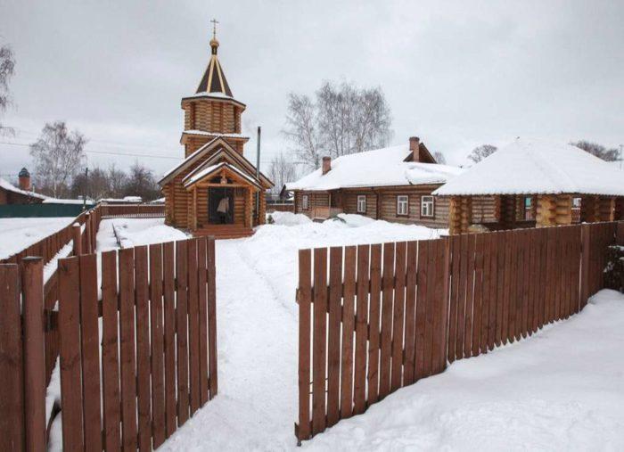 Дом-музей епископа Кинешемского