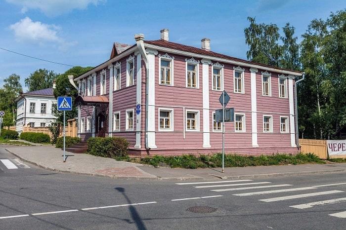 Дом-музей Верещагина