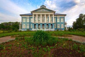 Историко-этнографический музей в усадьбе Гальских