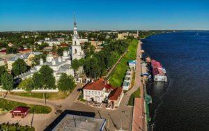 Кинешма (Ивановская область): достопримечательности