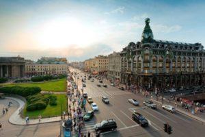Невский проспект (Санкт-Петербург): достопримечательности