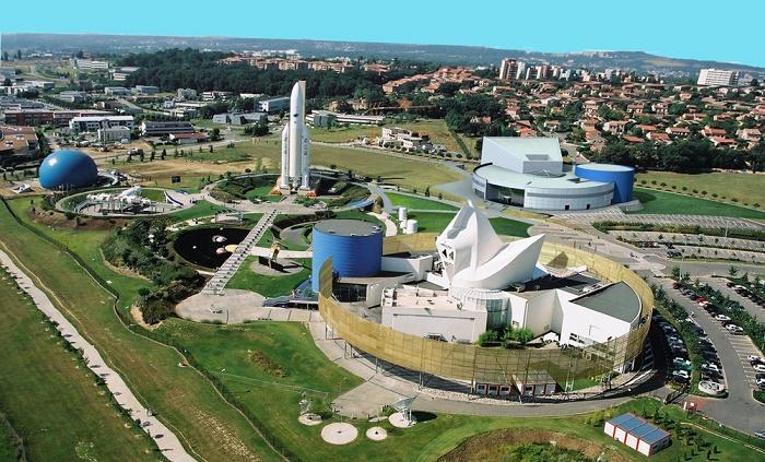 Тематический парк «Космический город»