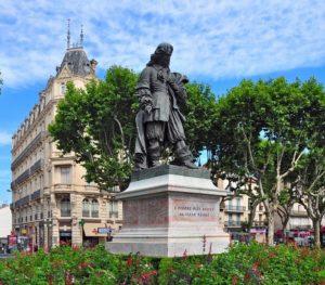 Памятник Пьеру-Полю Рике