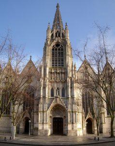Церковь Сен-Морис