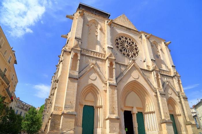 Церковь Сен-Рох