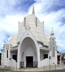 Церковь св. Жанны д'Арк