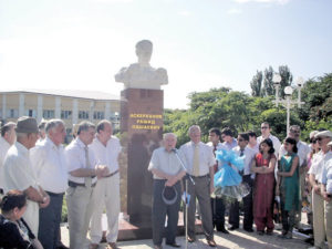 Памятник Рашиду Аскерханову