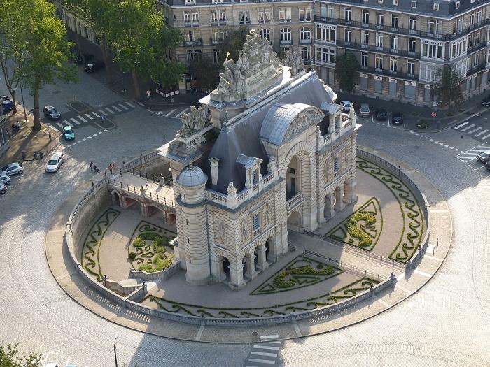 Парижские ворота