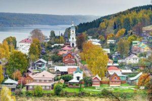 Плёс (Ивановская область): достопримечательности