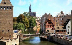 Страсбург (Франция): достопримечательности