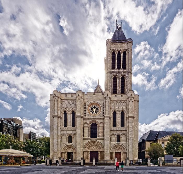 Базилика и аббатство святого Ремигия