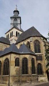 Церковь Сен-Жак
