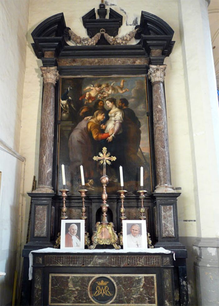 Образ Notre-Dame de lEspérance