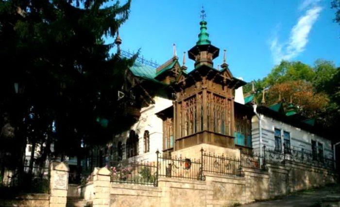 Дача Фёдора Шаляпина (Литературно-музыкальный музей)