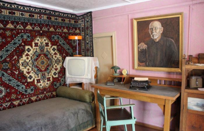 Дом-музей писателя Алексея Бибика