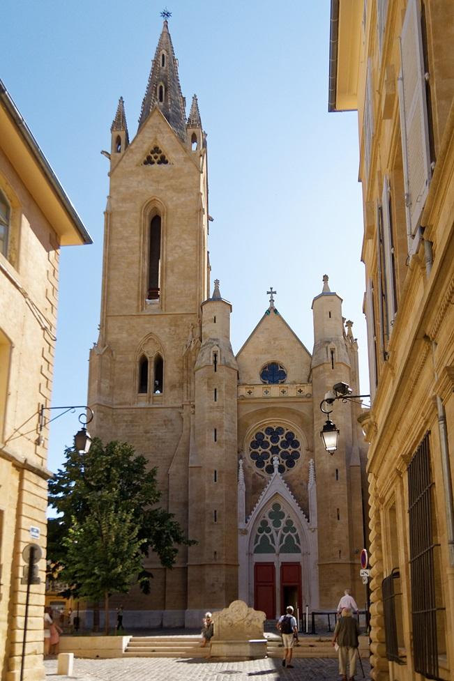 Церковь Сен-Жан-де-Мальт