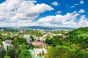 Город Кисловодск: достопримечательности