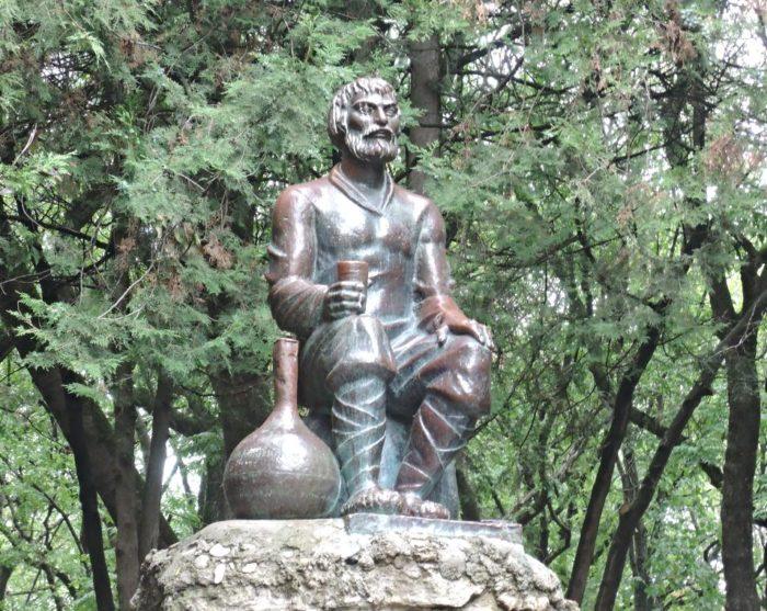 Исторические памятники скульптурного искусства
