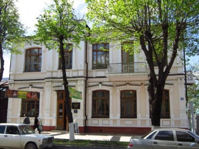 Историко-краеведческий музей имени Владимира Шпаковского