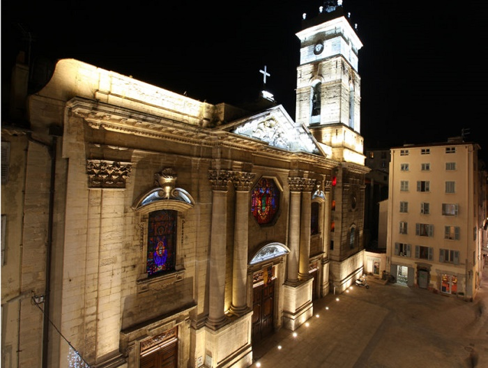 Кафедральный собор Богоматери