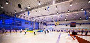 Ледовый дворец спорта «Олимпийский»