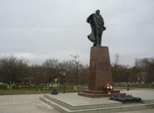 Памятник генералу Алексею Ермолову