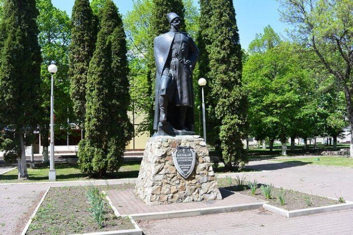 Памятник казакам – основателям города Ессентуки