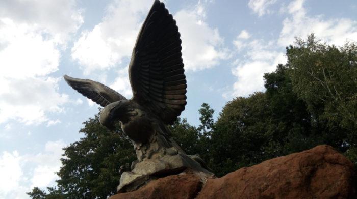 Памятник «Орёл»