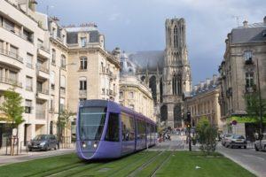 Реймс (Франция): достопримечательности