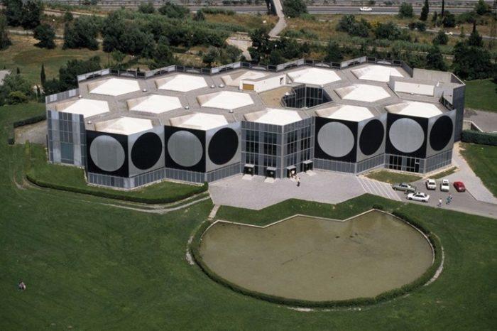 Здание Фонда Вазарелли