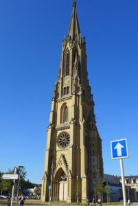 Башня гарнизонного храма